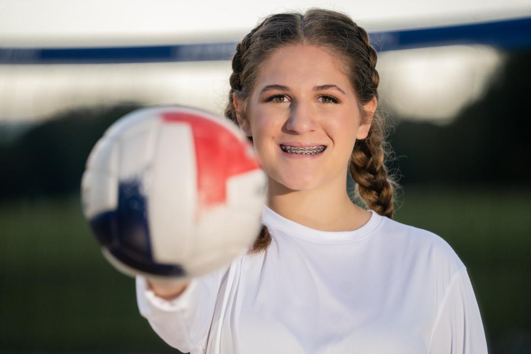 Volleyball Photoshoot